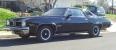 Black 1973 GTO