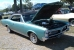 Blue 67 GTO