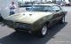 Green 69 GTO