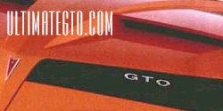 Ultimate Pontiac GTO Picture Site for 1964 through 2004 G.T.O. Goats!  
