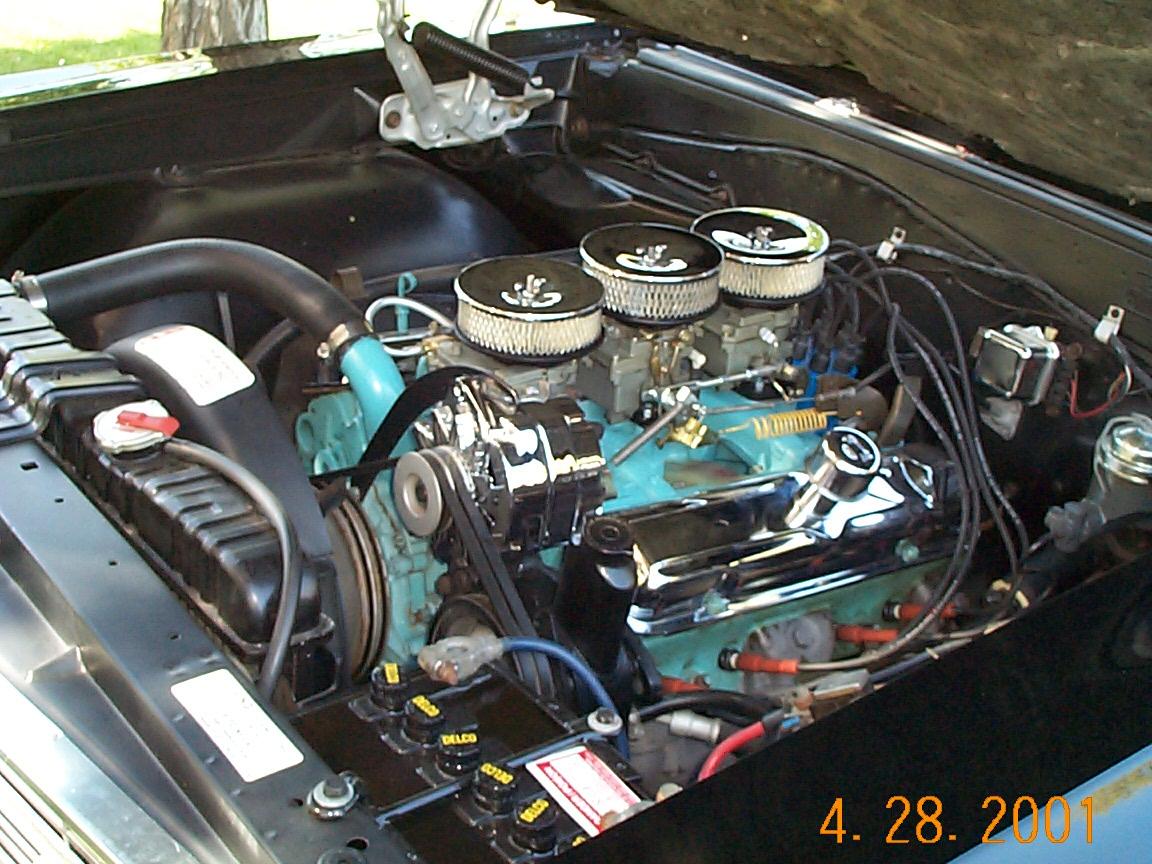 black 64 GTO