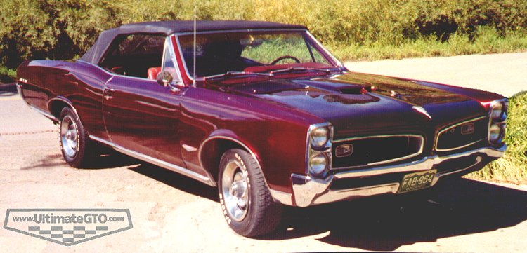 66+gto+convertible
