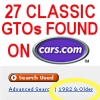 See 27 classic GTOs when you select 1982 & Older