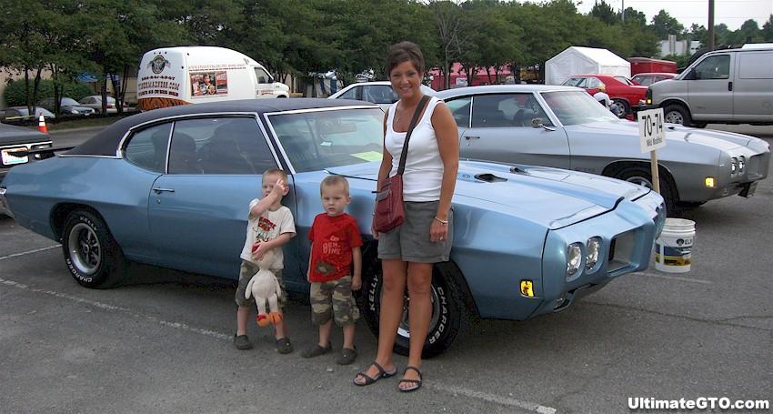1970 Gto Blue. Blue 70 GTO